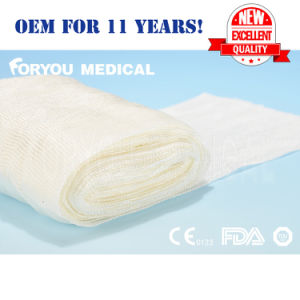 2016 Top Premium Foryou Surgical CMC Absorbent Hemostatic Dressing Gauze for Dental Gauze pictures & photos