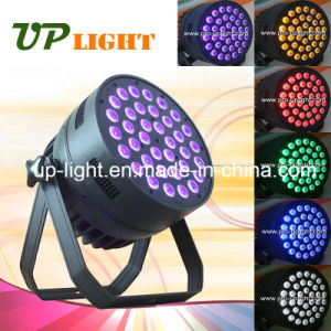 Newest 36PCS 12W RGBWA +UV 6in1 Wash LED PAR Can pictures & photos
