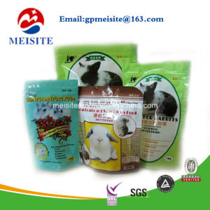 Custom Doypack Printed Pet Snacks Plastic Packaging Bag /Pouch pictures & photos