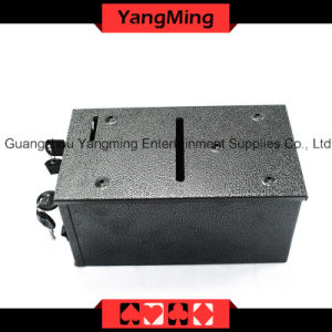 Portable Dedicated Iron Coin Box Pumping Water Tank (YM-MX01) pictures & photos