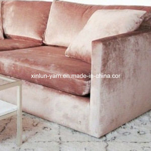 Sofa Fabric for Home Textile with Flocking pictures & photos