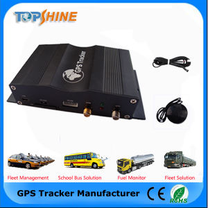 Real GPS Tracker Vehicle Tracker Fleet Management with Ota/RFID Reader/Camera Free Tracking Website APP Vt1000 pictures & photos
