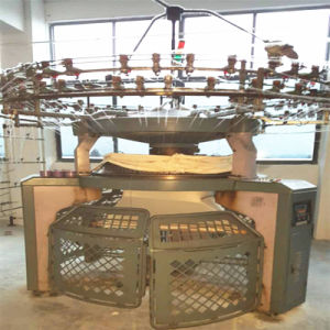 4 Sets Used Huixing Double Jersey Knitting Machine pictures & photos