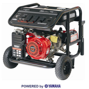 New Design Portable Gasoline Generator (BH6500) pictures & photos