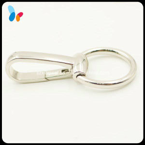 Metal Silver Key Chain Snap Hook pictures & photos