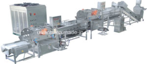 Industrial Vegetable Washing Process Line Machine pictures & photos