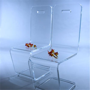 High Quality Clear Acrylic Dining Chair Living Room Chair