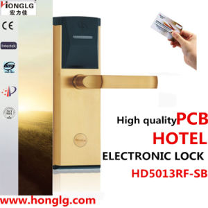China Manufacturer Hot Selling Electronic Lock, with En 14846 Certification, OEM Factory pictures & photos