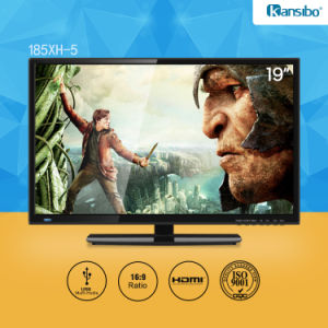 """18.5"""" Ultrathin TV with USB Multimedia Player 185hx-5 pictures & photos"""
