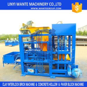 China Product Qt4-18 Automatic Paver Block Making Machine for List Scale Industry pictures & photos