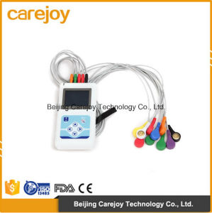 Factory Price Ce Approved 12-Channel 24-Hour Holter (Cardioscope CS-12CL) -Fanny pictures & photos