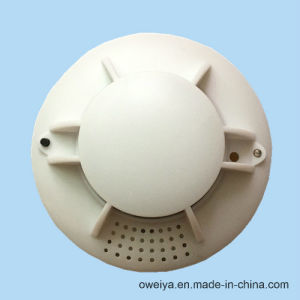 Personal Smoke Detector Fire Alarm for Home Security