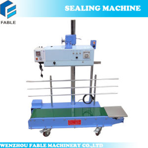 Vertical Extend Length Heat Sealing Machine for Big Pouch (DBF-1300) pictures & photos