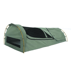 1 Person Tunnel Camping Hiking Outdoor Backacking Tent pictures & photos