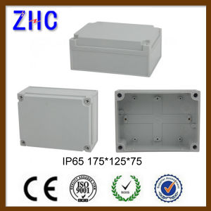 Kt Series 175*125*75 Small Waterproof Electrical PVC Distribution Box pictures & photos