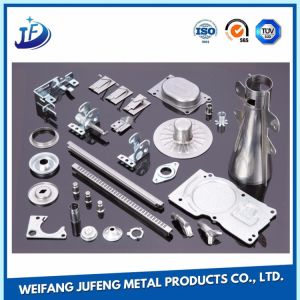 OEM Precision Sheet Metal Stainless Steel/Aluminum Stamping Parts for Car pictures & photos