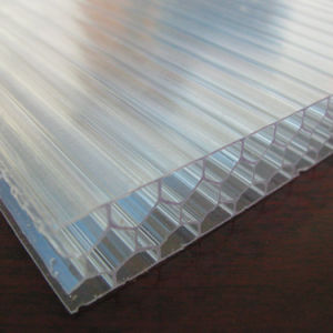 10 Years Warranty Honeycomb Polycarbonate Sheet pictures & photos