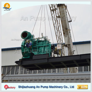 High Chrome Alloy River Sand Dredging Pump pictures & photos
