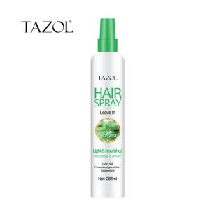 Tazol Colour Hair Aloe Vera Leave-in Hair Spray 286ml pictures & photos