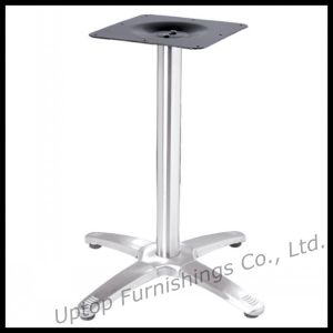 Commercial Stainless Steel Restaurant Table Base for Sale (SP-STL047) pictures & photos