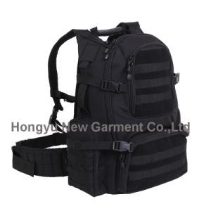 Military Multi-Chamber Molle Assault Pack Bag pictures & photos