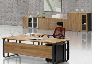 Cheap Modern and Iron Metal Type Executive Office Table (SZ-ODT635) pictures & photos