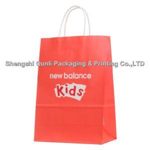 Paper Bag for Children′s Wear (SSQL-PA-K007)