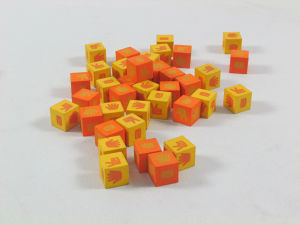 Education Toys EVA Foam Dice
