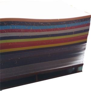Cast Acrylic Sheets with Most Competitive Price in China