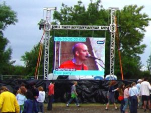 Outdoor Rental LED Display pictures & photos