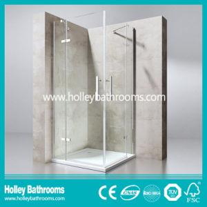 Hinger Door Double Doors Selling Simple Shower Enclosure (SE706c)