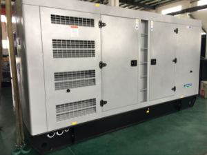 300kVA Silent Diesel Genrator with Perkins Engine pictures & photos