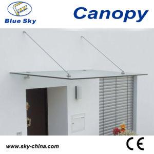 Aluminum Frame Fiberglass Door Canopy (B900) pictures & photos