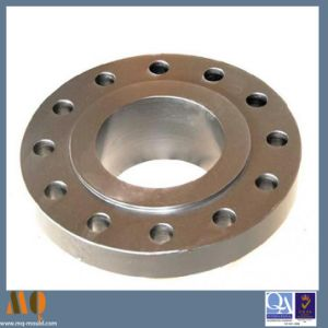 CNC Turning Machining Aluminum Pulley (MQ2024) pictures & photos