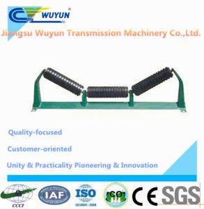 Conveyor Buffer Idler, Belt Conveyor Roller Set in Machinery pictures & photos