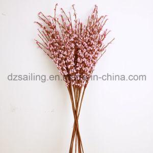 High Quality Handmade PE Forsythia Artificial Flower (SW09901) pictures & photos