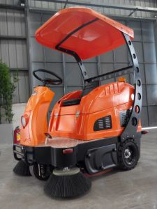 Electric Sweeper for Municipal Roads, Streets, Scenic Spots, Campus pictures & photos