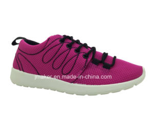 2015 Hottest Style Women Running Shoes with PVC Injection (X177-L) pictures & photos