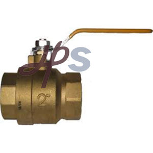 Casting C83600 Bronze Full Port Ball Valve Factory pictures & photos