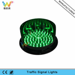 Factory Price 200mm Green Signal Module LED Traffic Light pictures & photos