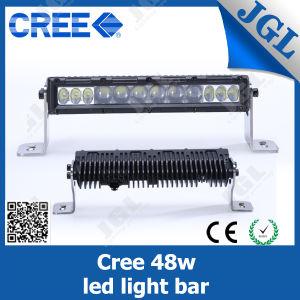 LED Lighting, 48W Single Row LED Light Bar, New Product