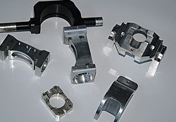 Fabrication Engineering Parts Made by Aluminum and Stainless Steel pictures & photos