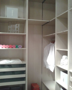 2016 European Style Bedroom Closet pictures & photos