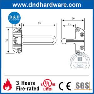 Door Accessories Zinc Alloy Security Door Guard with UL Certification (DDDG001) pictures & photos