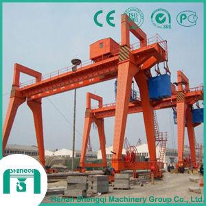 Double Girder Gantry Crane 100 Ton pictures & photos
