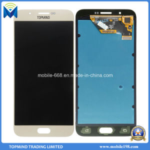Original New LCD with Touch Screen Digitizer for Samsung Galaxy A8 pictures & photos