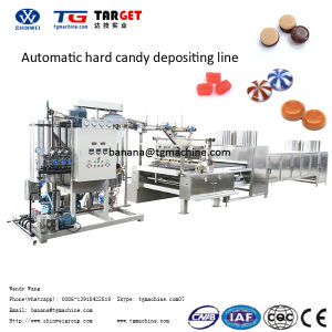 Cheaper and Fine Hard Candy Boiled Candy Making Machine pictures & photos