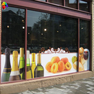 Store Window Sticker, Vinyl Printing (BC-028S) pictures & photos