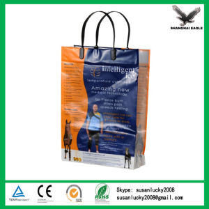 Custom Plastic Carrier Bags with Logo Printing pictures & photos
