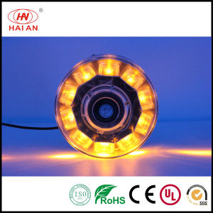 High Power LED Beacon Light/Amber LED Rotating Beacon Light/Magnet Cigarette Flashing Beacon Light Warning Strobe Beacon LED Vehicle Warning Light pictures & photos